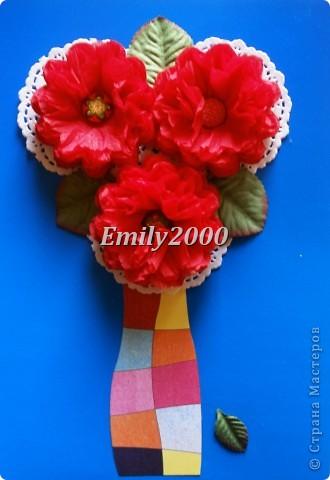 Цветы для мамы на день рождения