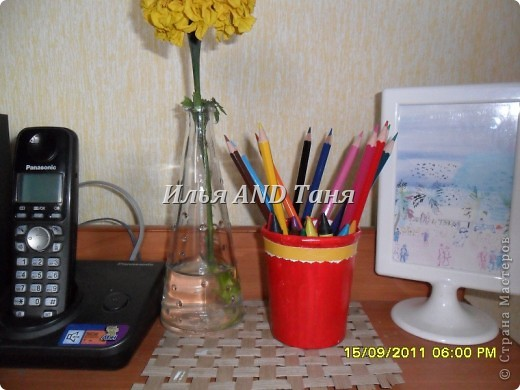 Вот карандашница! фото 7