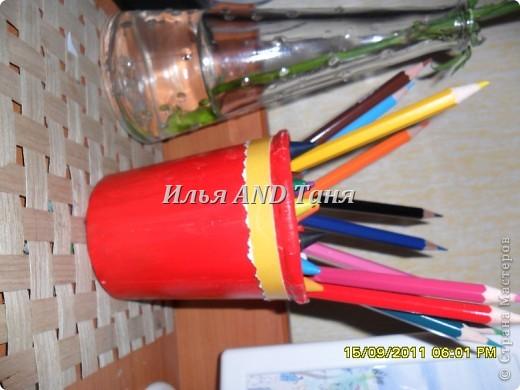 Вот карандашница! фото 1