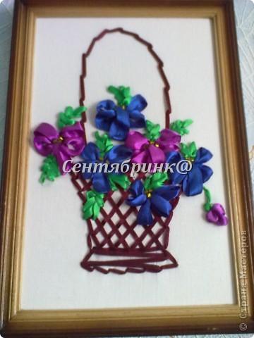 Что может быть прекрасней целой корзинки цветов? А еще, если эти цветы никогда не завянут.)))) фото 1
