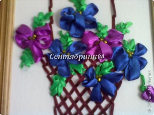 Что может быть прекрасней целой корзинки цветов? А еще, если эти цветы никогда не завянут.)))) фото 2