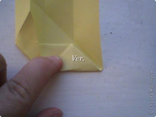 Доброго времени суток,жители Страны Мастеров!Я новичок в технике Оригами.И МК по Оригами делаю впервые.Так что прошу не судить строго,и если что то не понятно,спрашивайте!Я хочу показать вам и рассказать как делаются такие розочки.В чём их секрет?Сейчас узнаете! фото 32