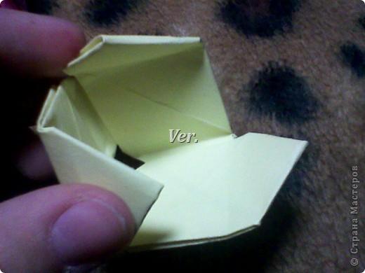 Доброго времени суток,жители Страны Мастеров!Я новичок в технике Оригами.И МК по Оригами делаю впервые.Так что прошу не судить строго,и если что то не понятно,спрашивайте!Я хочу показать вам и рассказать как делаются такие розочки.В чём их секрет?Сейчас узнаете! фото 43