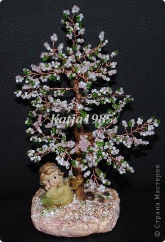 Деревце (Розовая Нежность)