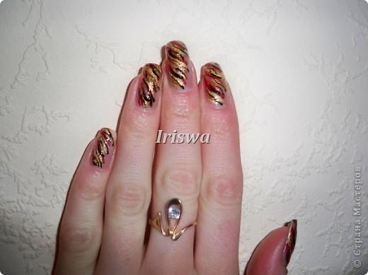 художественная роспись на ногтях фото 15