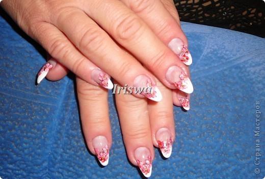 художественная роспись на ногтях фото 17
