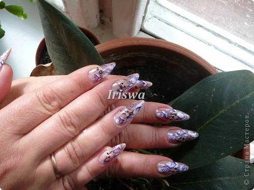 художественная роспись на ногтях фото 18