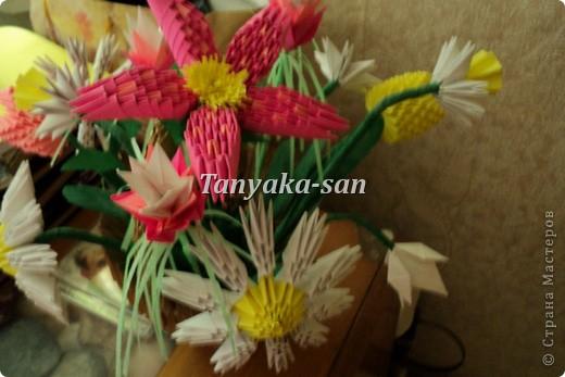 Модульное оригами, моя красота =) фото 5