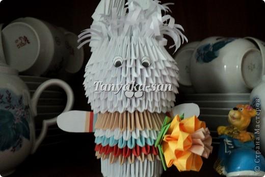 Модульное оригами, моя красота =) фото 2