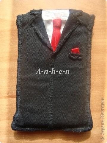 "Чехол для Iphone 3 ""Мужской костюм"" фото 4"
