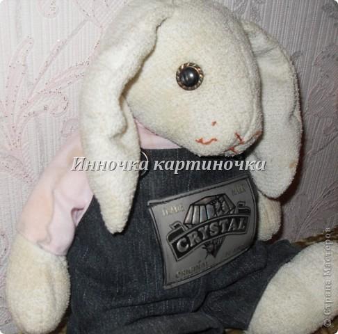 кукла теперь живет у моей тёти. фото 7