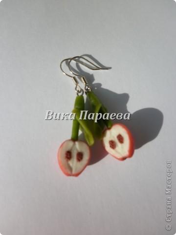 Мои любимые сережки - грушки)   фото 2