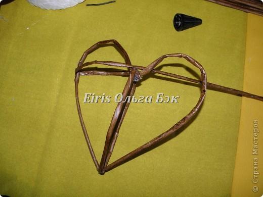 Это мой усовершенствованный и уже немного систематизированный вариант плетенного сердца. фото 8