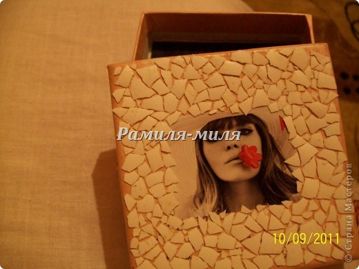 коробочка для шпилек и приколок) фото 2
