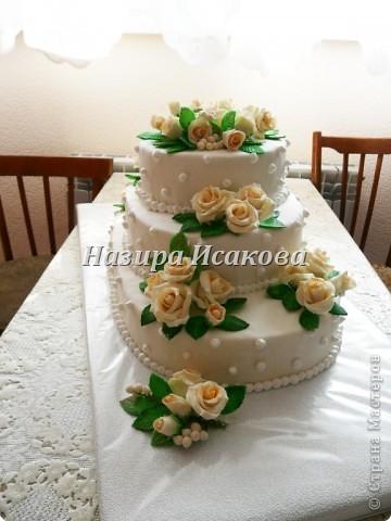 "Торт ""Олеся"" Вес 13 кг фото 2"
