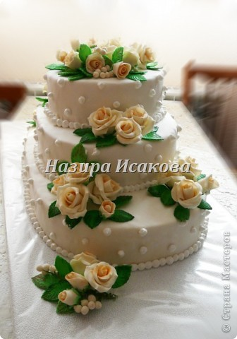 "Торт ""Олеся"" Вес 13 кг фото 4"