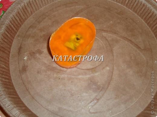 Ванильно-апельсиновые конфетки. фото 7