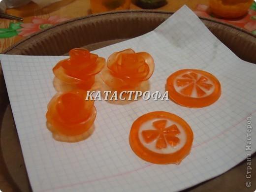 Ванильно-апельсиновые конфетки. фото 2