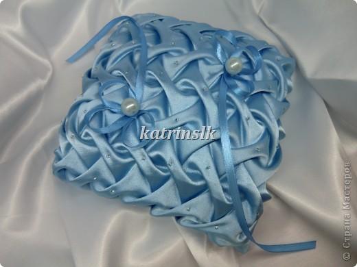 Голубые буфы. фото 1