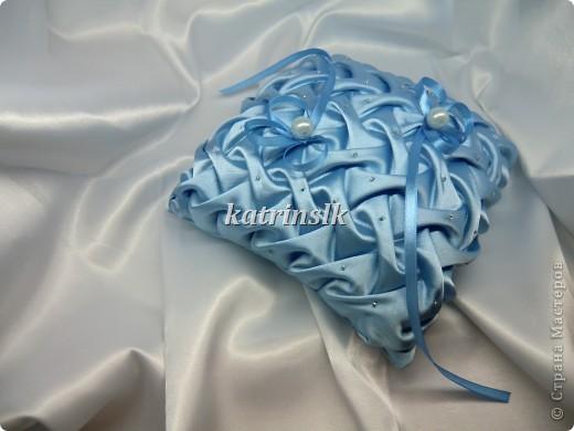 Голубые буфы. фото 2
