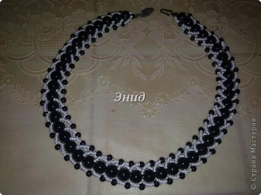 Ожерелье в подарок фото 1