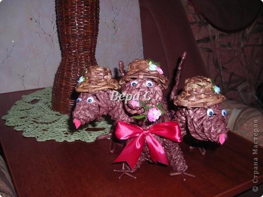 Предлагаю к новому году сплести  дракончика упрощенным методом. фото 23