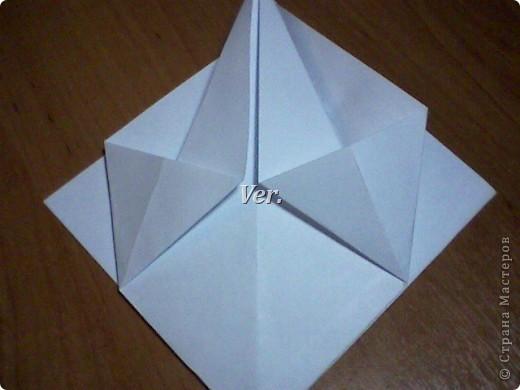 Такие вот коробочки можно использовать как конфетницу,или просто как упаковку под подарок:) фото 12