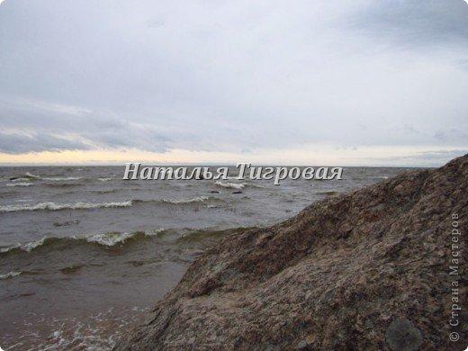 Сегодня по рабочим обстоятельствам меня занесло на берег Финского залива. Фотик был с собой.  Вот ,как говорится,почувствуйте разницу))). Вчерашний солнечный день и сегодняшний-ветренный и пасмурный. Но как бы-то ни было ,все равно очень красиво,хоть и ...сурово))) фото 5