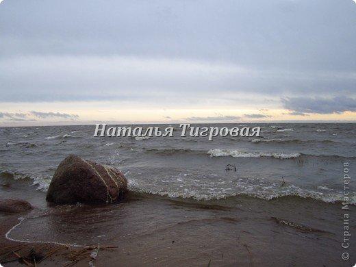 Сегодня по рабочим обстоятельствам меня занесло на берег Финского залива. Фотик был с собой.  Вот ,как говорится,почувствуйте разницу))). Вчерашний солнечный день и сегодняшний-ветренный и пасмурный. Но как бы-то ни было ,все равно очень красиво,хоть и ...сурово))) фото 6