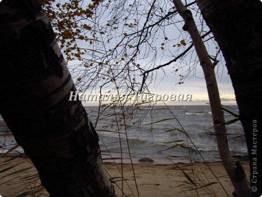 Сегодня по рабочим обстоятельствам меня занесло на берег Финского залива. Фотик был с собой.  Вот ,как говорится,почувствуйте разницу))). Вчерашний солнечный день и сегодняшний-ветренный и пасмурный. Но как бы-то ни было ,все равно очень красиво,хоть и ...сурово))) фото 8