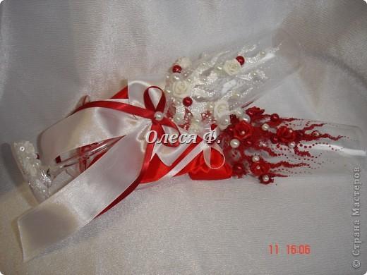 """Вот такая стилизованная свадьба. Жених """"лёд"""", невеста """"пламя"""" отсюда и всё исходящее.... фото 4"""