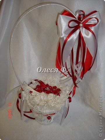 """Вот такая стилизованная свадьба. Жених """"лёд"""", невеста """"пламя"""" отсюда и всё исходящее.... фото 7"""