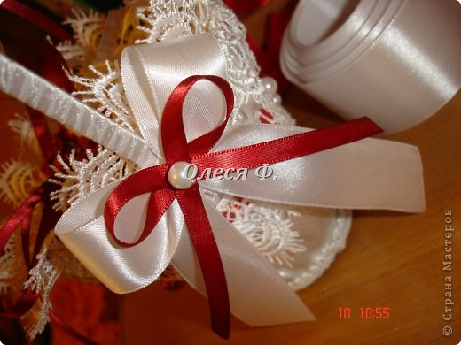 """Вот такая стилизованная свадьба. Жених """"лёд"""", невеста """"пламя"""" отсюда и всё исходящее.... фото 14"""