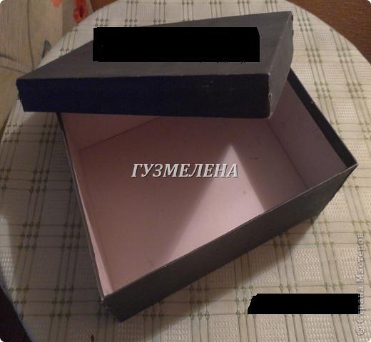 Очень полезная коробочка получилась, для хранения пуговиц фото 3