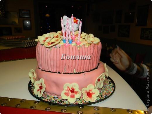 Торт на 5 лет фото 1