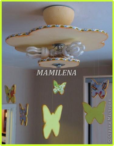 светильник для доченьки фото 4