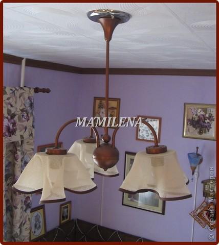 светильник для доченьки фото 2