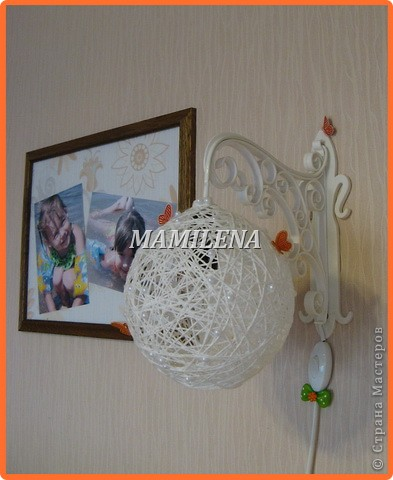 светильник для доченьки фото 1