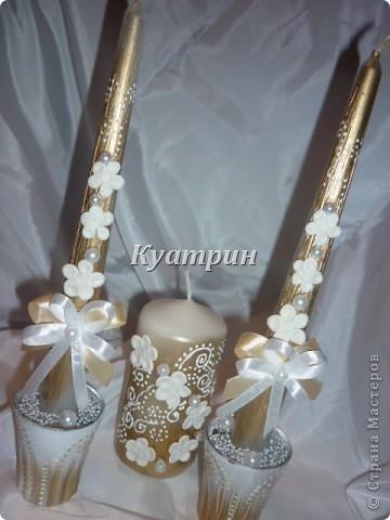 Набор свадебный. фото 5