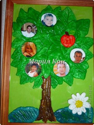 Дерево семьи своими руками фото 511