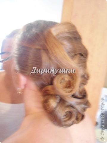 Причёска для невесты на венчание фото 4