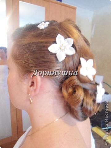 Причёска для невесты на венчание фото 2