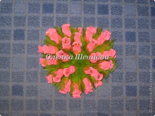 Розовое сердце фото 1