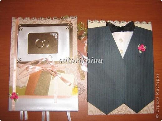 Свадебный альбом в стиле скрапбукинг фото 5