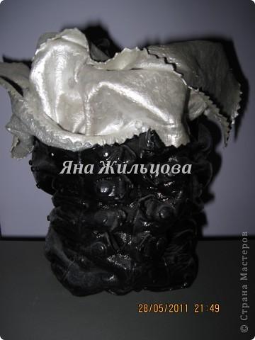 ваза из голенища сапога фото 1
