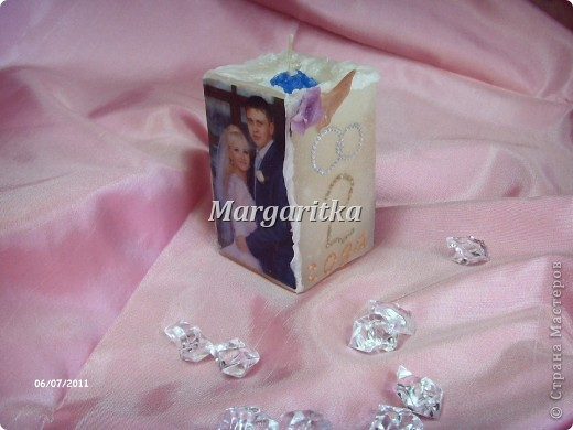Делала на заказ, на годовщину свадьбы фото 2