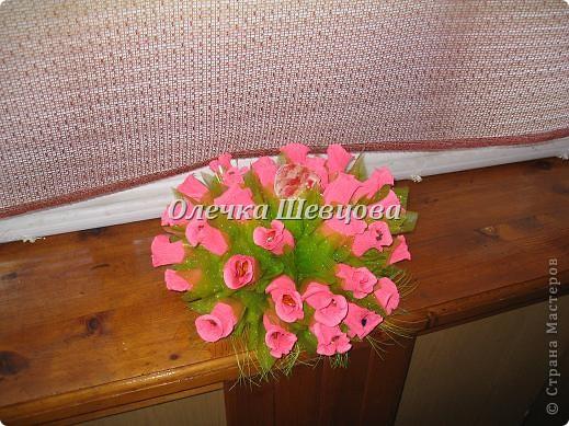 Розовое сердце фото 2