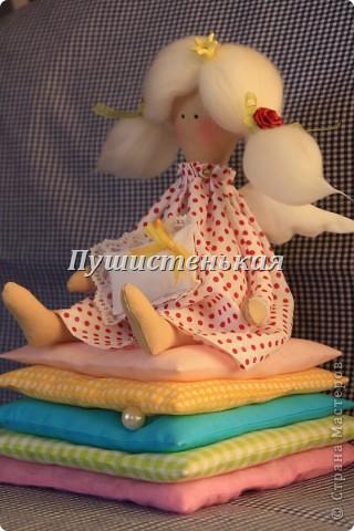 Принцесска на горошине или на бобах))) кто их разберет, этих принцесс, что им там под перины закатывается...может и все сразу в стручках и штабелями укладывается....кто знает, кто знает.... фото 7