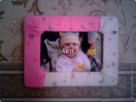 эту рамочку я делала в 2008 фото 1