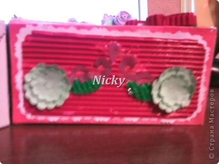 Мои первые тортики=) фото 2